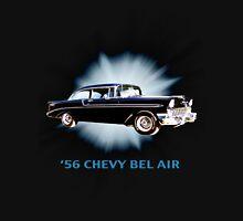 '56 BLACK CHEVY BEL AIR Unisex T-Shirt