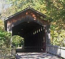 Ada Covered Bridge 1 by photobear