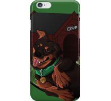 Chop iPhone Case/Skin