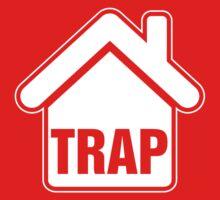 White Trap Kids Clothes