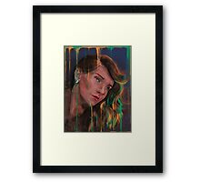 What are you drawing Ryan 190 Framed Print