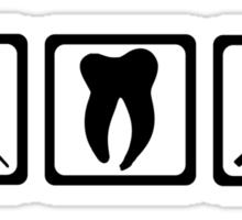 Dentist equipment Sticker