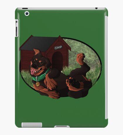 Chop iPad Case/Skin
