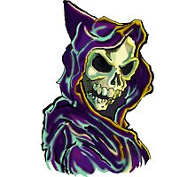 Don't Fear The Reaper Photographic Print