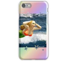 Mermaid Sings ~ Take a Bow iPhone Case/Skin