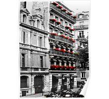 Paris walk Poster