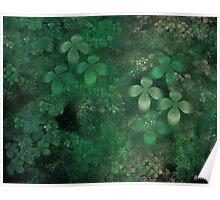 Patch of Clover Poster
