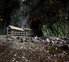 smoo cave by codaimages