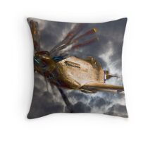 Out of the Clouds Throw Pillow
