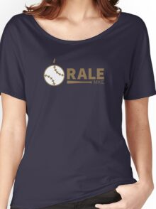 ORALE MKE - Milwaukee Baseball Women's Relaxed Fit T-Shirt