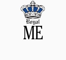 Royal Me - Blue Unisex T-Shirt