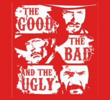 The Good The Bad and The Ugly by bkxxl
