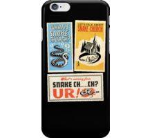 Snake Church iPhone Case/Skin