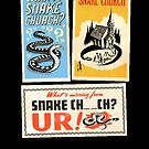 Snake Church by Leatherface