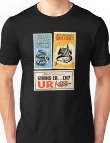 Snake Church Unisex T-Shirt