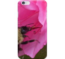 Bumble at Work iPhone Case/Skin