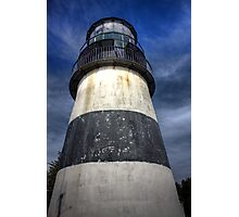 Cape Disappointment Signal Station Photographic Print