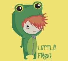Little frog by evadelia