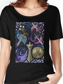 Honedge! Doublade! Aegislash! Women's Relaxed Fit T-Shirt