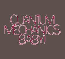 Quantum Mechanics, Baby! Color # 5^3 by eritor