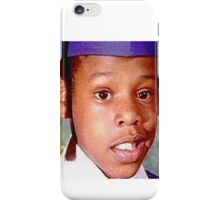 Young Jay Z iPhone Case/Skin