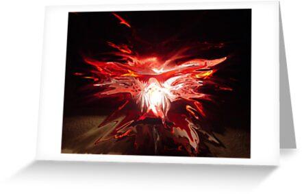 Rise Phoenix by RoyAllen Hunt