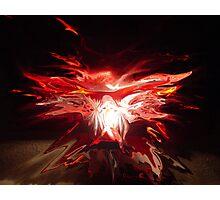 Rise Phoenix Photographic Print