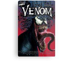 Venom Movie Poster Metal Print