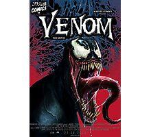 Venom Movie Poster Photographic Print