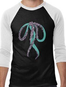 Bellitudo Bestia Men's Baseball ¾ T-Shirt