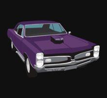 1968 Pontiac GTO by DesignStrangler