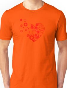 My heart is exploding Unisex T-Shirt