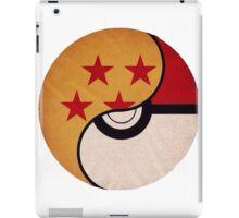 Dragonball-pokeball iPad Case/Skin