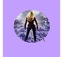 Once Upon A Time - Emma Swan Photographic Print