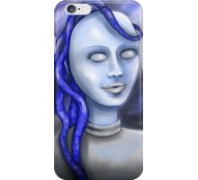 Robogirl iPhone Case/Skin