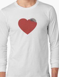 My heart is broken... or not? :) Long Sleeve T-Shirt