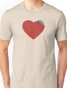 My heart is broken... or not? :) Unisex T-Shirt