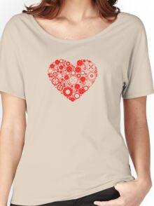 Mechanical Heart Women's Relaxed Fit T-Shirt