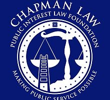 Chapman Law - Public Interest Law Foundation by conecandy