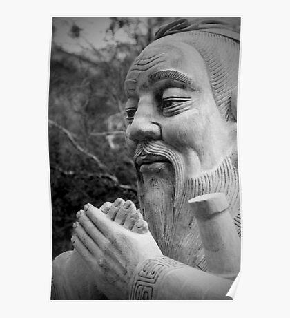 Confucius Poster