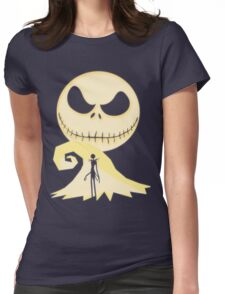 JACK THE HERO Womens Fitted T-Shirt