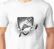 basketball shield Unisex T-Shirt