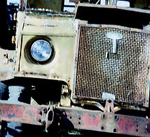 Military Truck by Joe Glaysher
