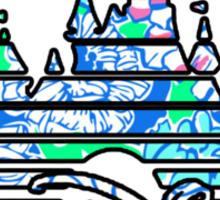 Disney Castle Sticker