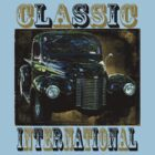 Classic International by Glenna Walker
