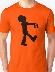 Walking zombie Unisex T-Shirt