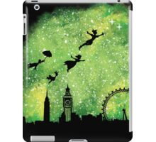 forever lost boys iPad Case/Skin