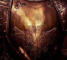 Golden Knight by JBlaminsky