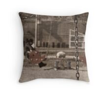 Bond We Share Throw Pillow