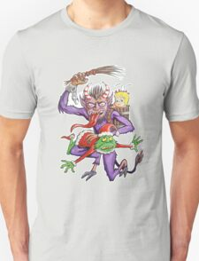 Krampus Comes to Whoville T-Shirt